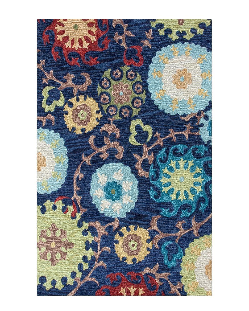 Kas Kidding Around 7 6 X 9 6 Airplane Rug At Darvin Furniture