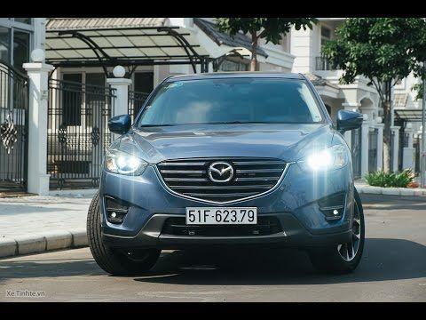 Xe.tinhte.vn - Chi tiết những nâng cấp trên Mazda CX-5 2016 - YouTube