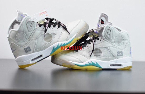 Jordan 5 Off White Outfit