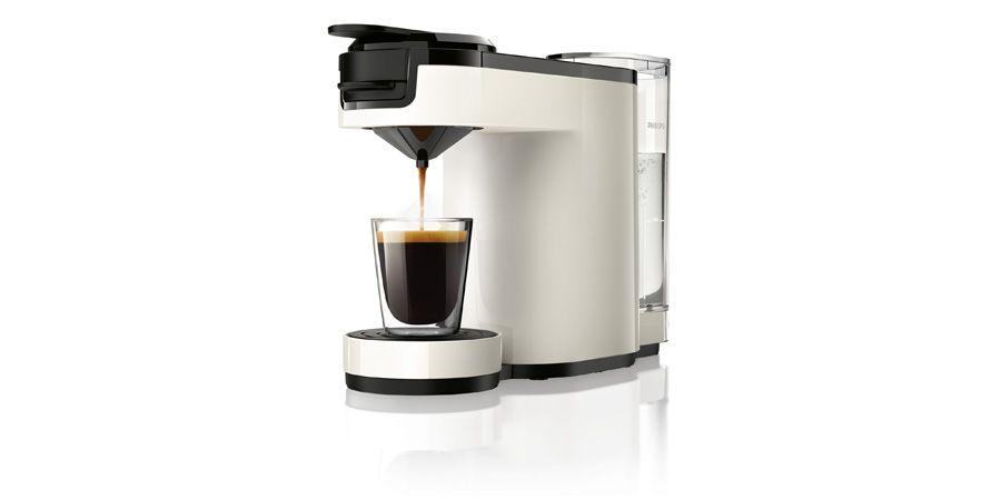 Senseo Up Coffee Machine Industrial Kitchen Design