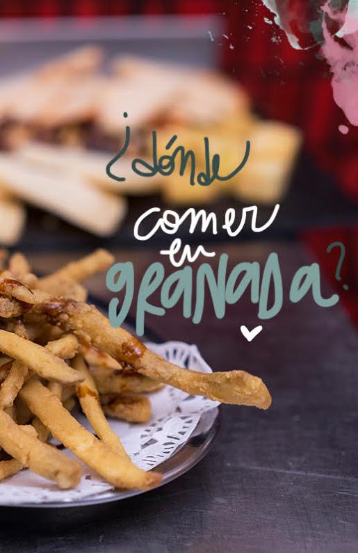 8 Restaurantes Donde Comer En Granada Bien Y Barato En 2020 Comida étnica Tapear En Granada Comida Italiana