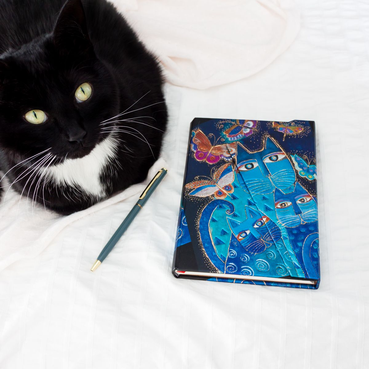 We can't imagine a better writing partner for