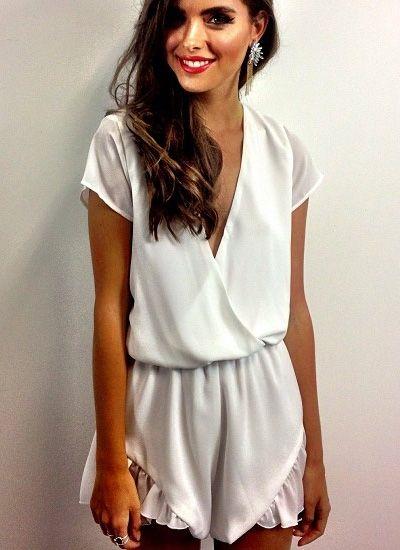 1621b769d1b6 white dress purse summer outfits womens fashion clothes style apparel  clothing closet ideas
