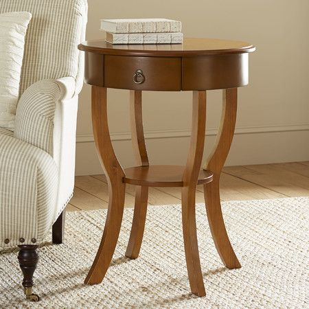 Keane Side Table In Mahogany Side Table Traditional Furniture Furniture