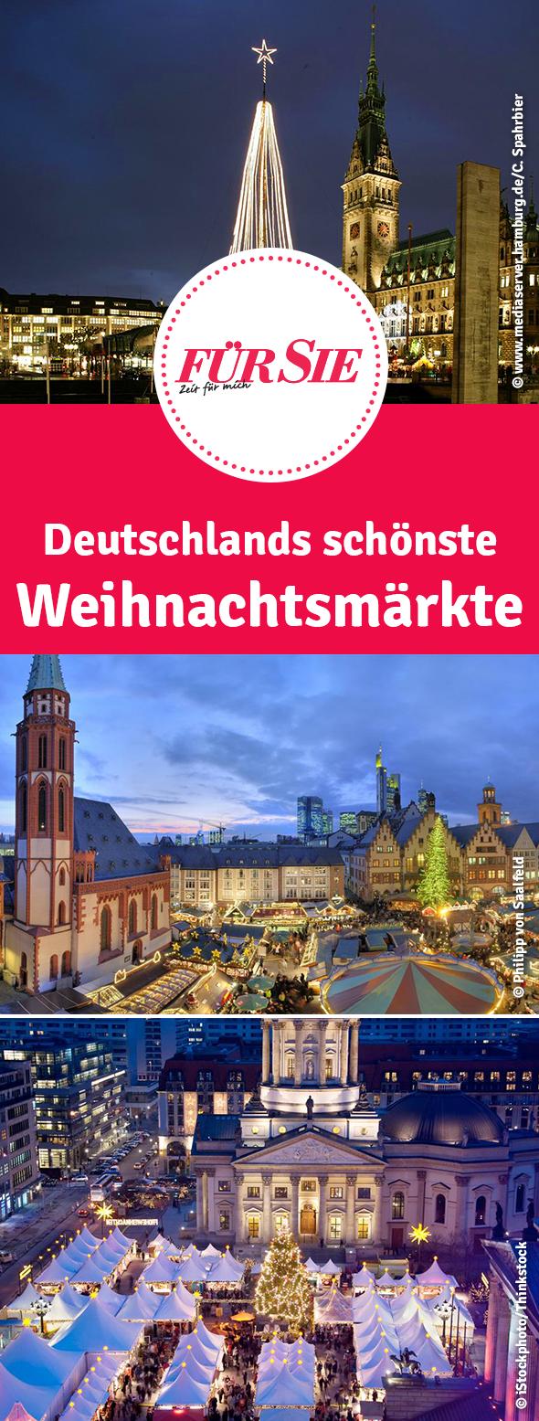 Deutschlands Schonste Weihnachtsmarkte Slopover Pinterest