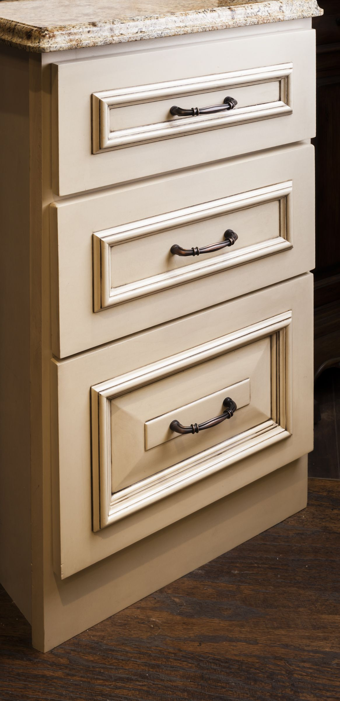 Lafayette cabinet pull from Jeffrey Alexander by Hardware