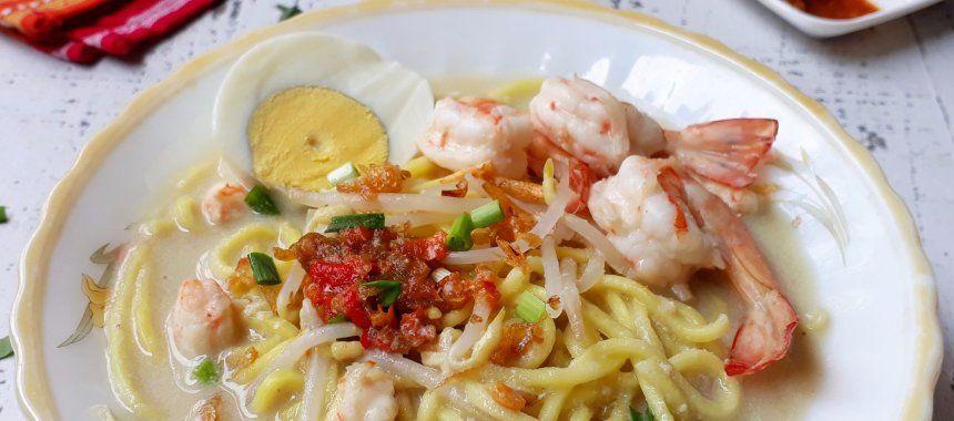 Mie Celor Lezat Istimewa Asli Khas Palembang Resep Resepkoki Resep Makanan Resep Mie