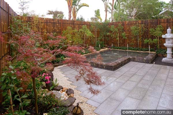 Backyard Japanese Garden An Authentic Japanese Garden | Home