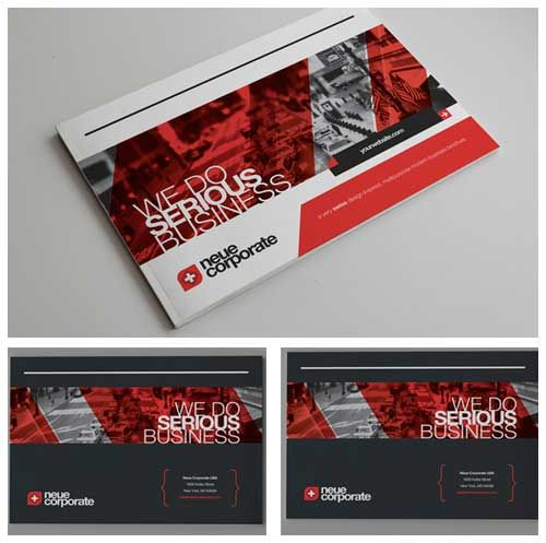 55 Inspiring Printed Brochure Layout and Designs Catalogs - pamphlet layout