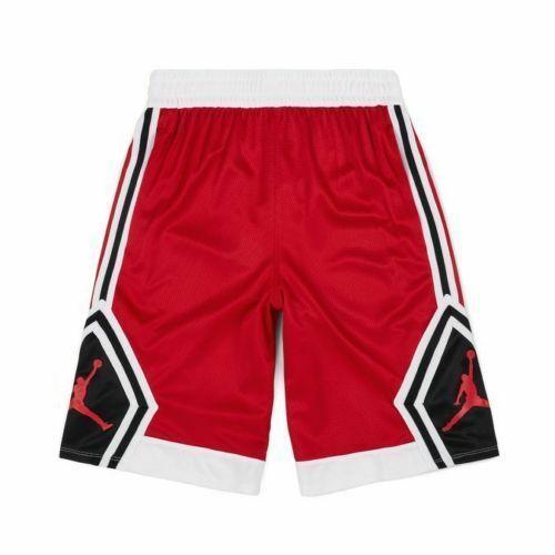 2e5a23514032 NIKE Men s Jordan Rise Diamond Basketball Shorts NEW 887438 687 Red 4XL   Nike  Athletic