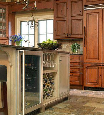 New Kitchen Storage Ideas Kitchen Island Storage Wine Glass