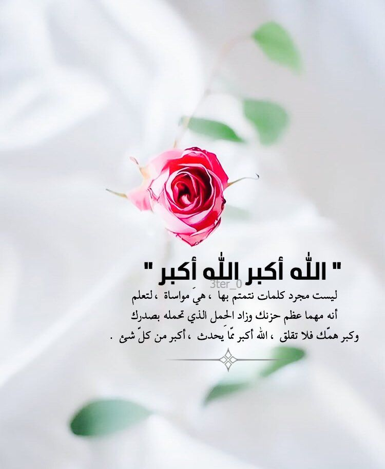 الله اكبر الله اكبر الله اكبر لا إله إلا الله الله اكبر الله اكبر ولله الحمد Islamic Pictures Islam Pictures