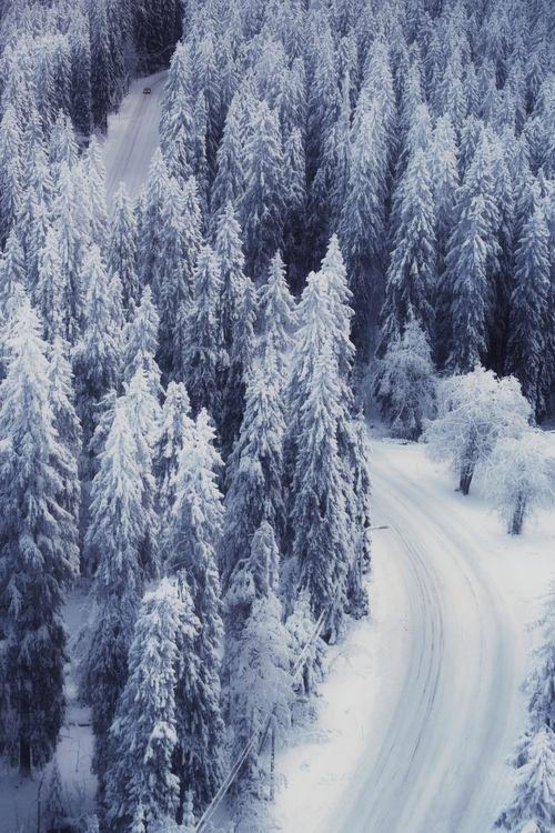 0rient-express:Winter Road| byTeemu Kalliolahti.