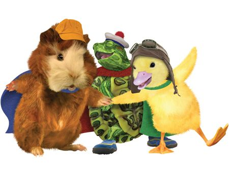 Wonder Pets Wonder Pets Pets Animals