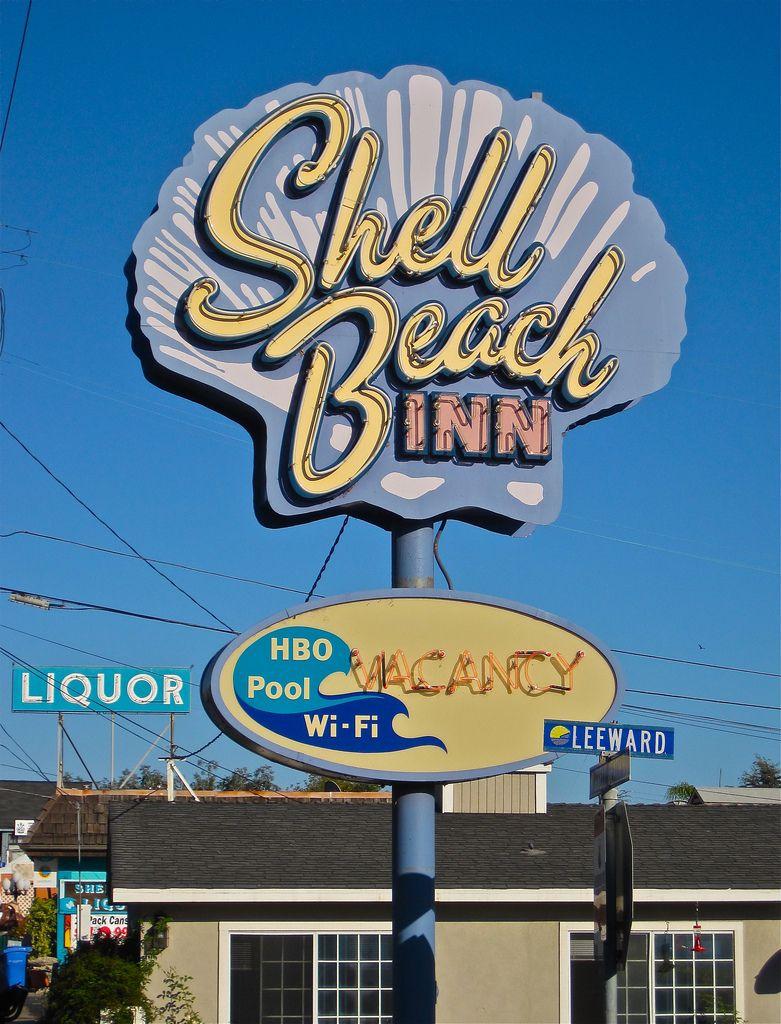 Shell Beach Inn Pismo California