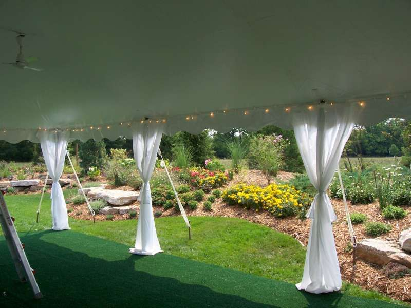 pole tents with drapery on the poles - Google Search & pole tents with drapery on the poles - Google Search | mary genia ...