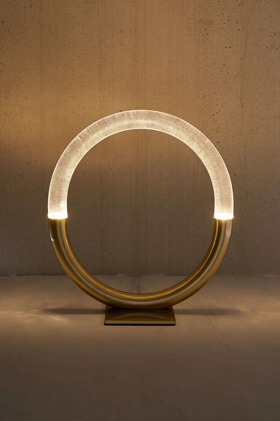 Helios LED Table Lamp  Urban outfitters Modern table lamps and