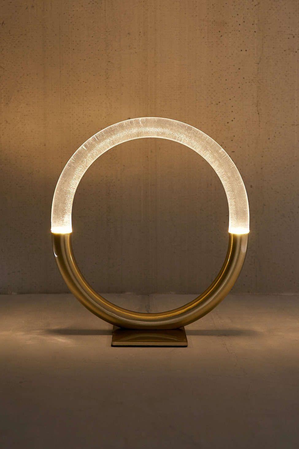 Helios LED Table Lamp | Pinterest - Lampen, Kroonluchters en Verlichting