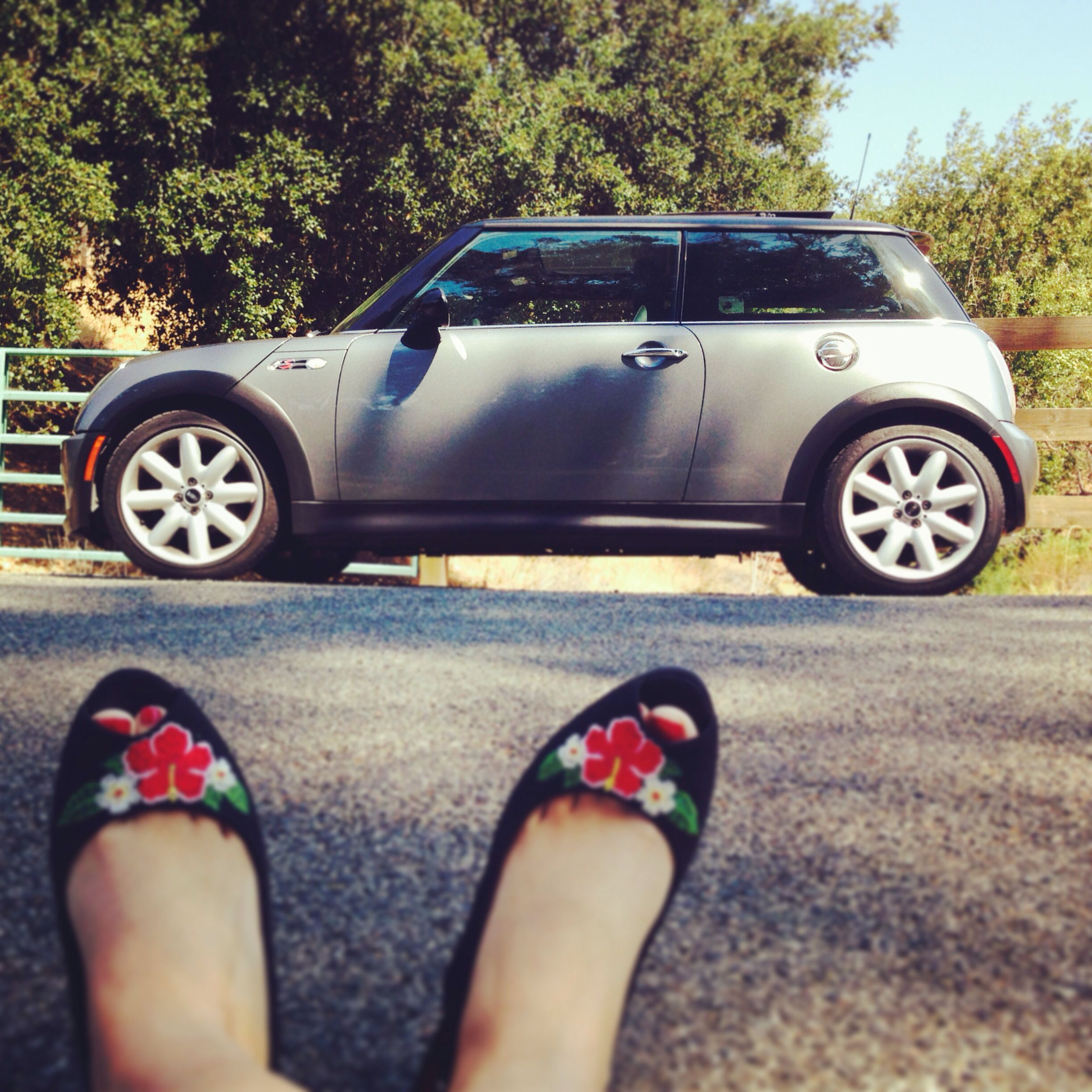 Life Is Sweeter With My Mini Cooper