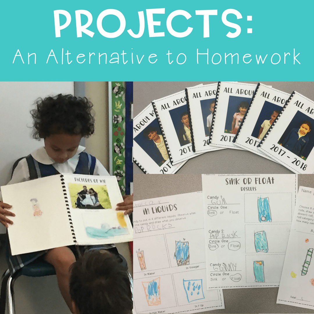 Projects An Alternative To Homework