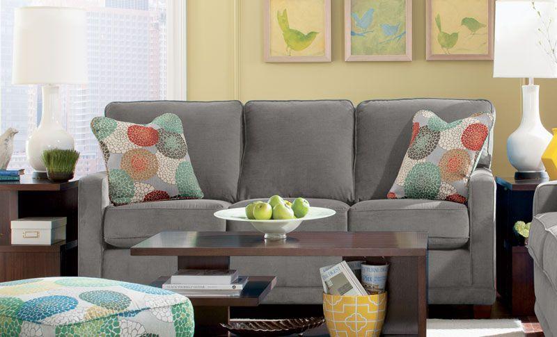 kennedy sofa  grand home furnishings  0224219  queen