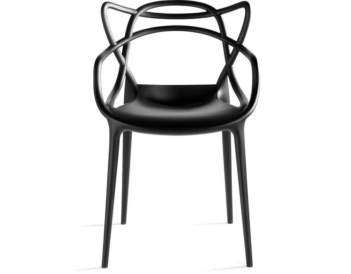 Masters Stacking Chair 2 Pack Kartell Masters Chair Masters