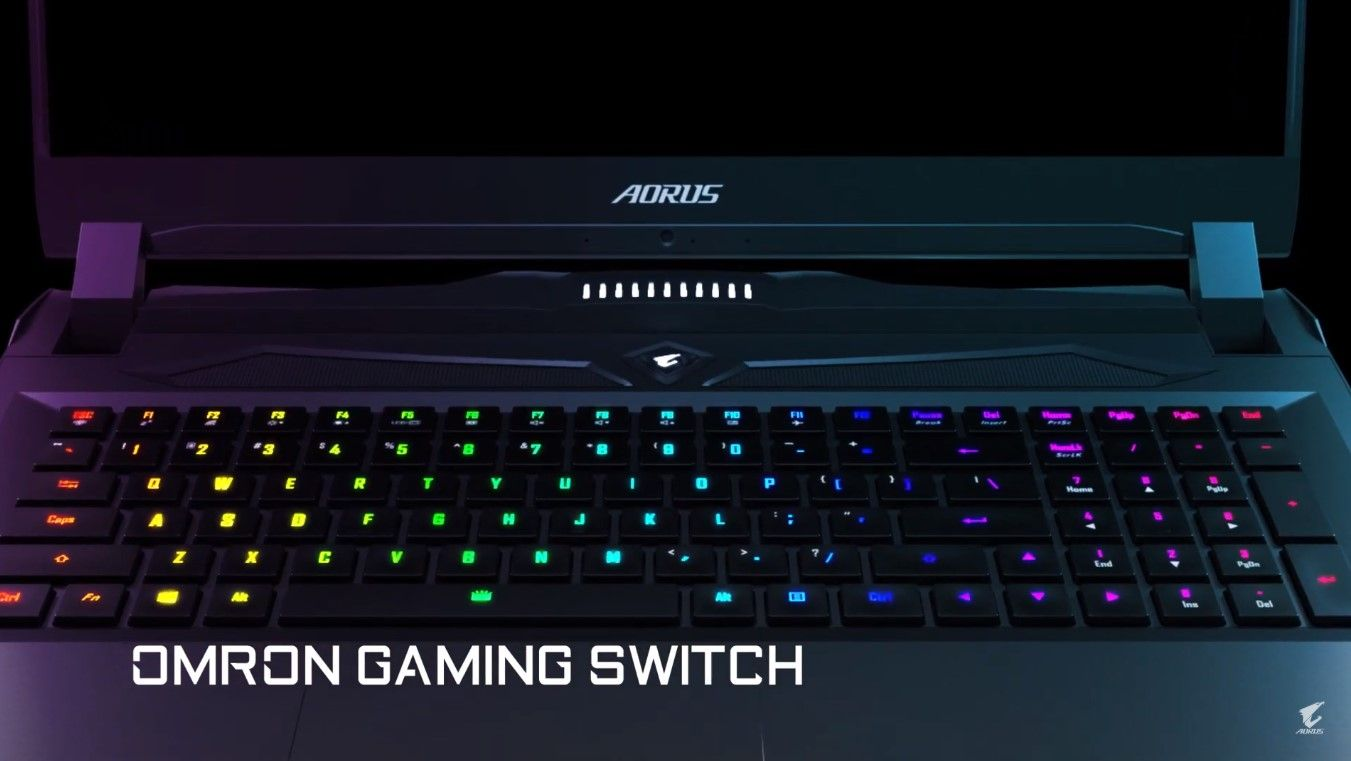Aorus 17 Gigabyte Launches New Flagship Gaming Laptop With 240hz Refresh Rate Aorus17 Gigabyte Laptops Happygamer Co Gigabyte Gaming Laptops Refresh Rate