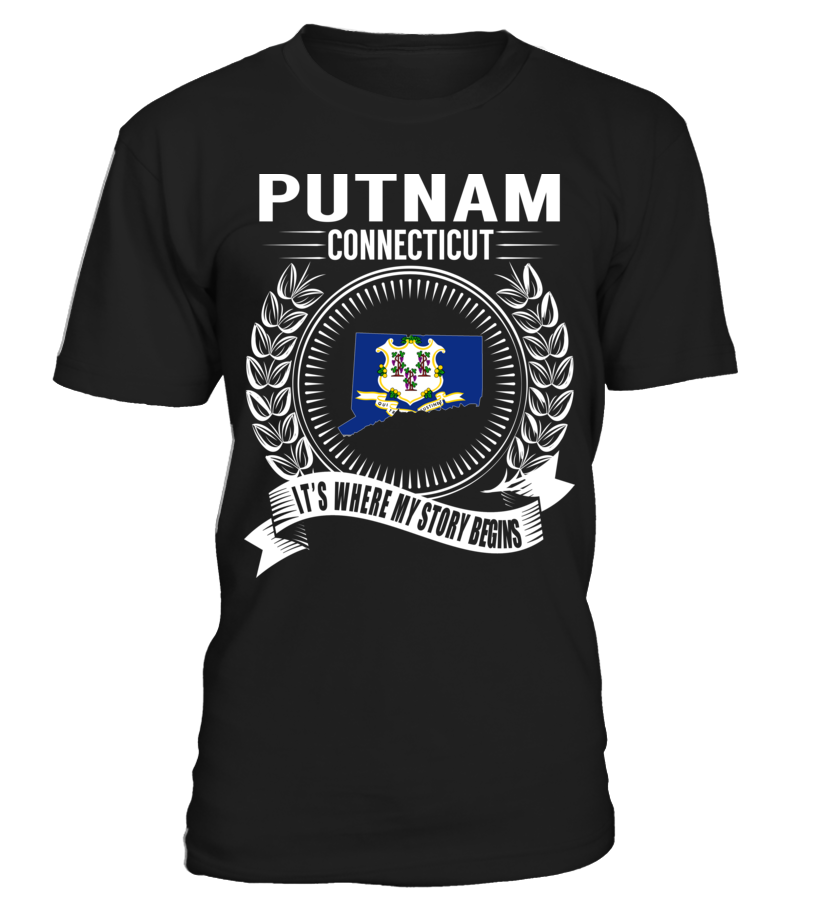 Putnam, Connecticut - My Story Begins