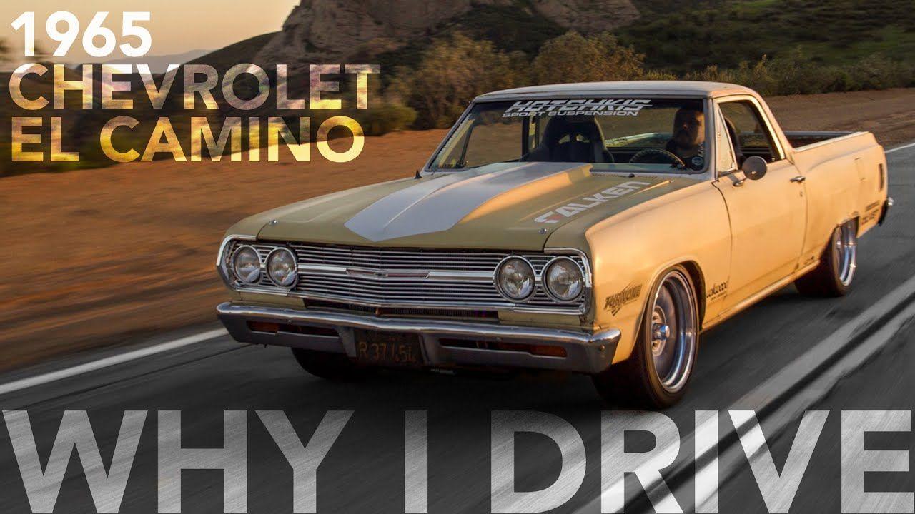 Autocrossing A 1965 Chevrolet El Camino Chevrolet El Camino