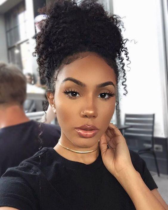 Natural Black Girl Fashion: Pin On MONOCHROMATIC Looks