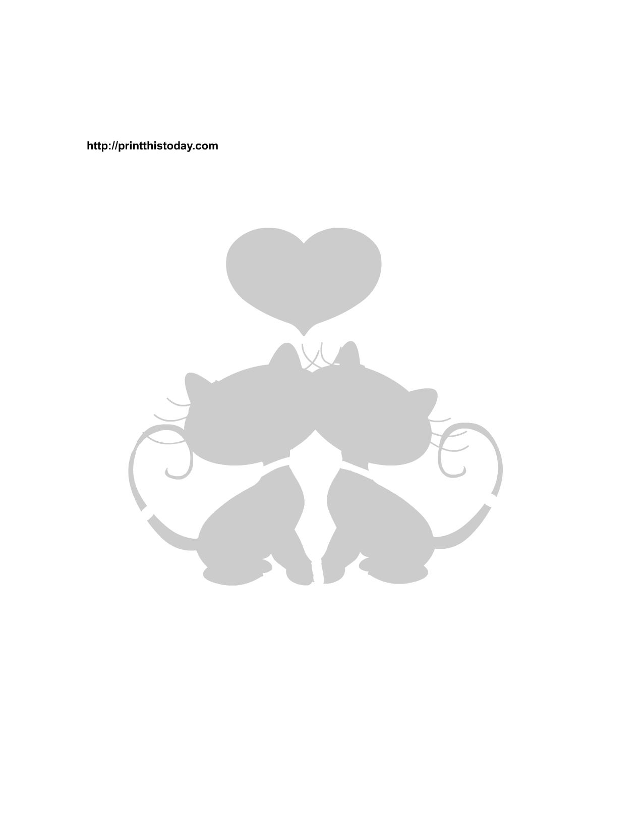 Uncategorized Valentine Stencils love valentine stencil 16 png 1 650 future craft 650