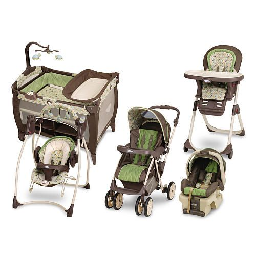 The Graco Pack N Play Playard In Dempsey Has A Changing