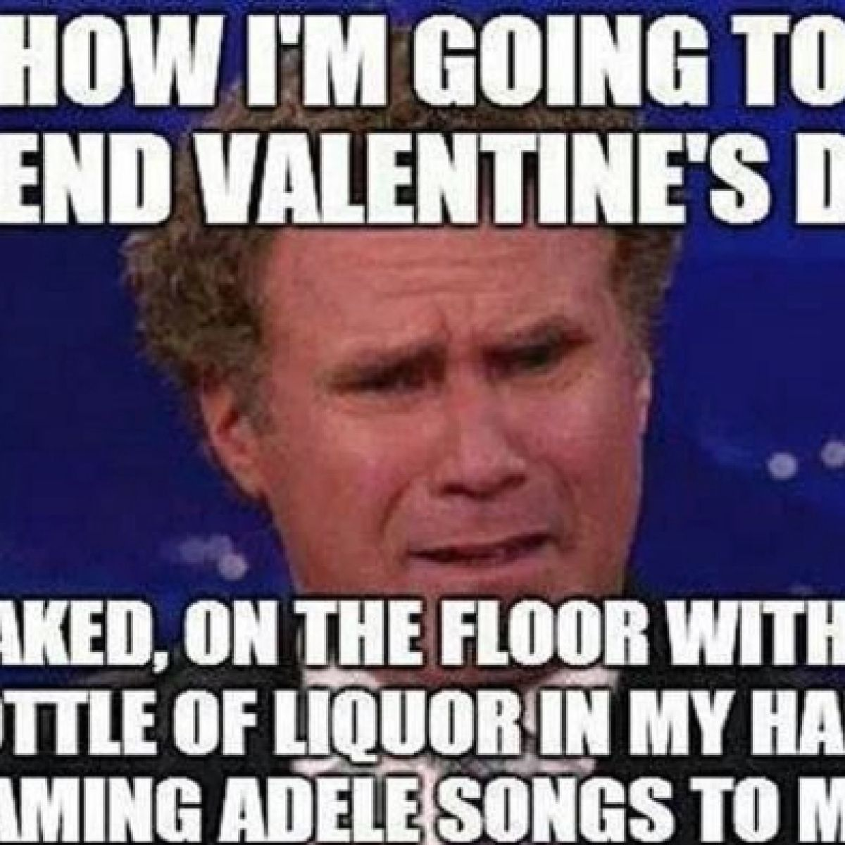 8ba76911fb638f7ae5aa308c8d07ddd1 will ferrel funny meme valentines my twisted sense of humor