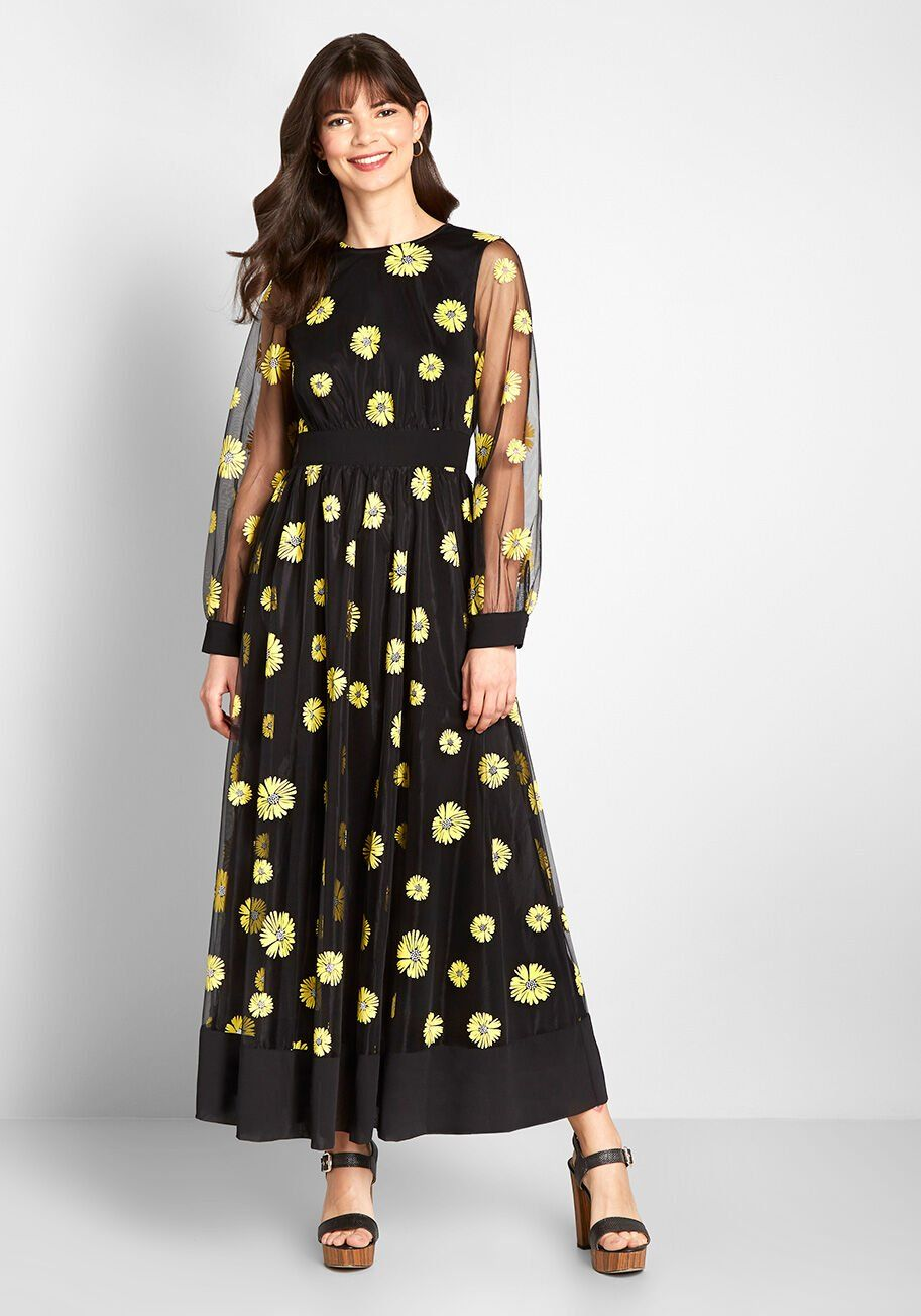 Be My Guest Maxi Dress in 2020 Wedding attendee dress