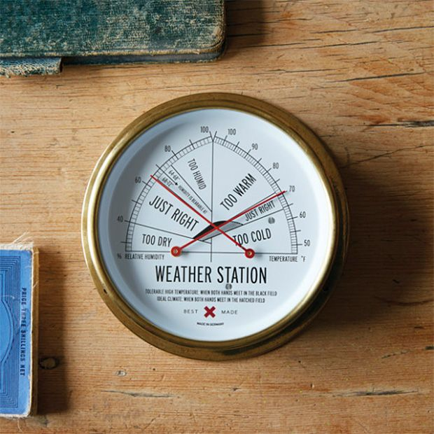 Best Made Weather Station Weather Station Cool Things To Make Temperature Weather