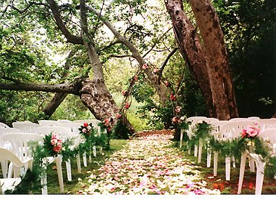 Wedding Planning Venue Malibu Nature