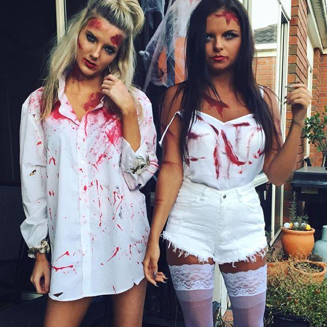 Instagram Analytics Costumes, Halloween 2017 and Halloween costumes - zombie halloween ideas