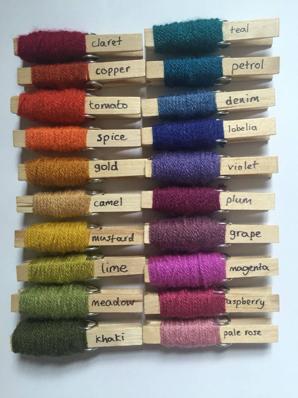 Stylecraft Special Dk Colour Palettes Yarn Color