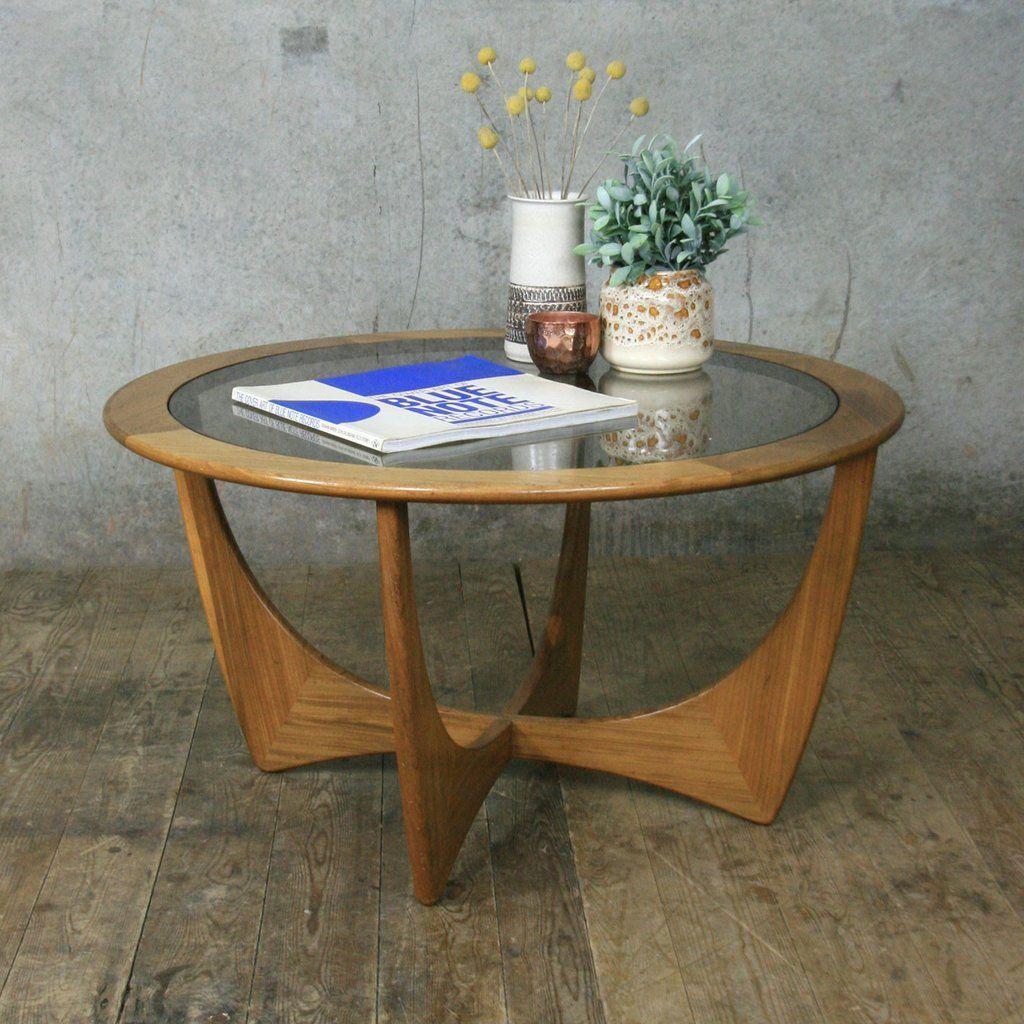 Mid Century Teak G-Plan Astro Coffee Table
