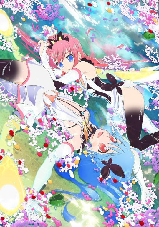 AnimeSlovenija Anime, Japanese anime, Yurikuma arashi