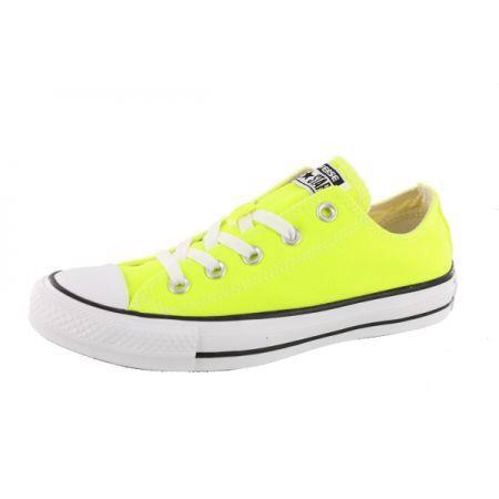 bright yellow converse   Yellow
