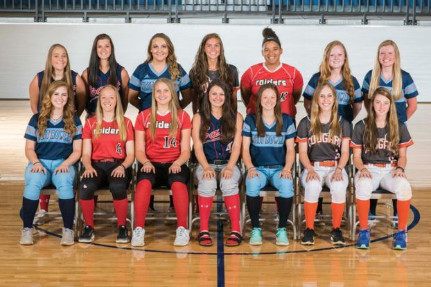Prep Softball: Falcons are co-players of the year