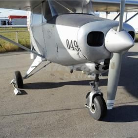 Exterior 1954 PIPER TRIPACER Aircraft, Fighter jets