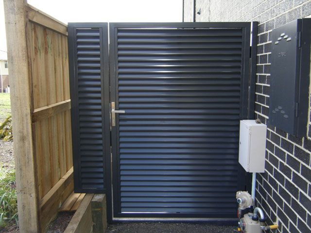 Automatic Driveway Gates Aluminium Stainless Steel