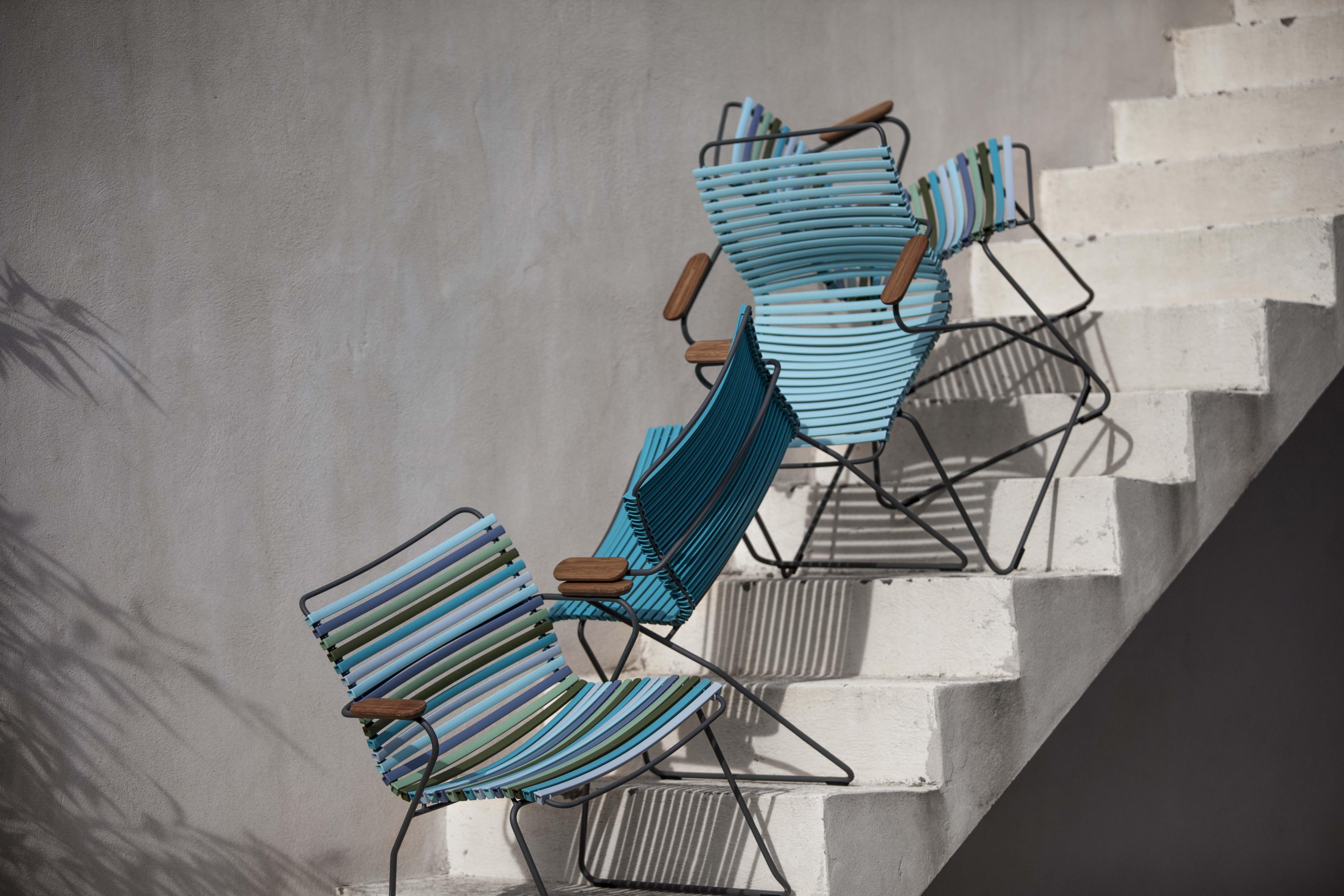 Click Stuhl Mit Armlehne Von Houe Stuhl Mit Armlehne Armlehnstuhl Esszimmerstuhl