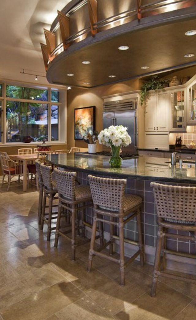 Luxury Kitchens⭐ Home Sweet Home Pinterest Luxury kitchens