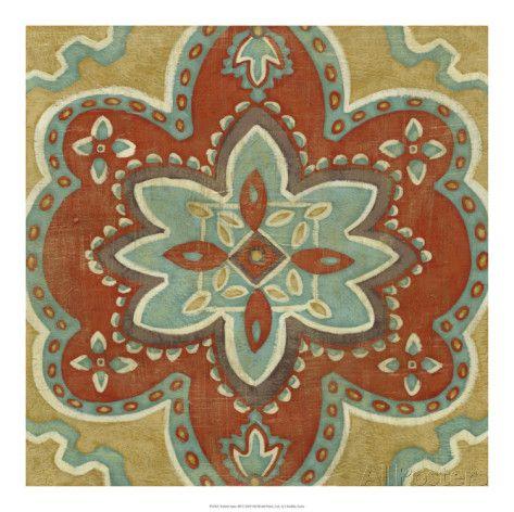 Turkish Spice III Prints by Chariklia Zarris at AllPosters.com