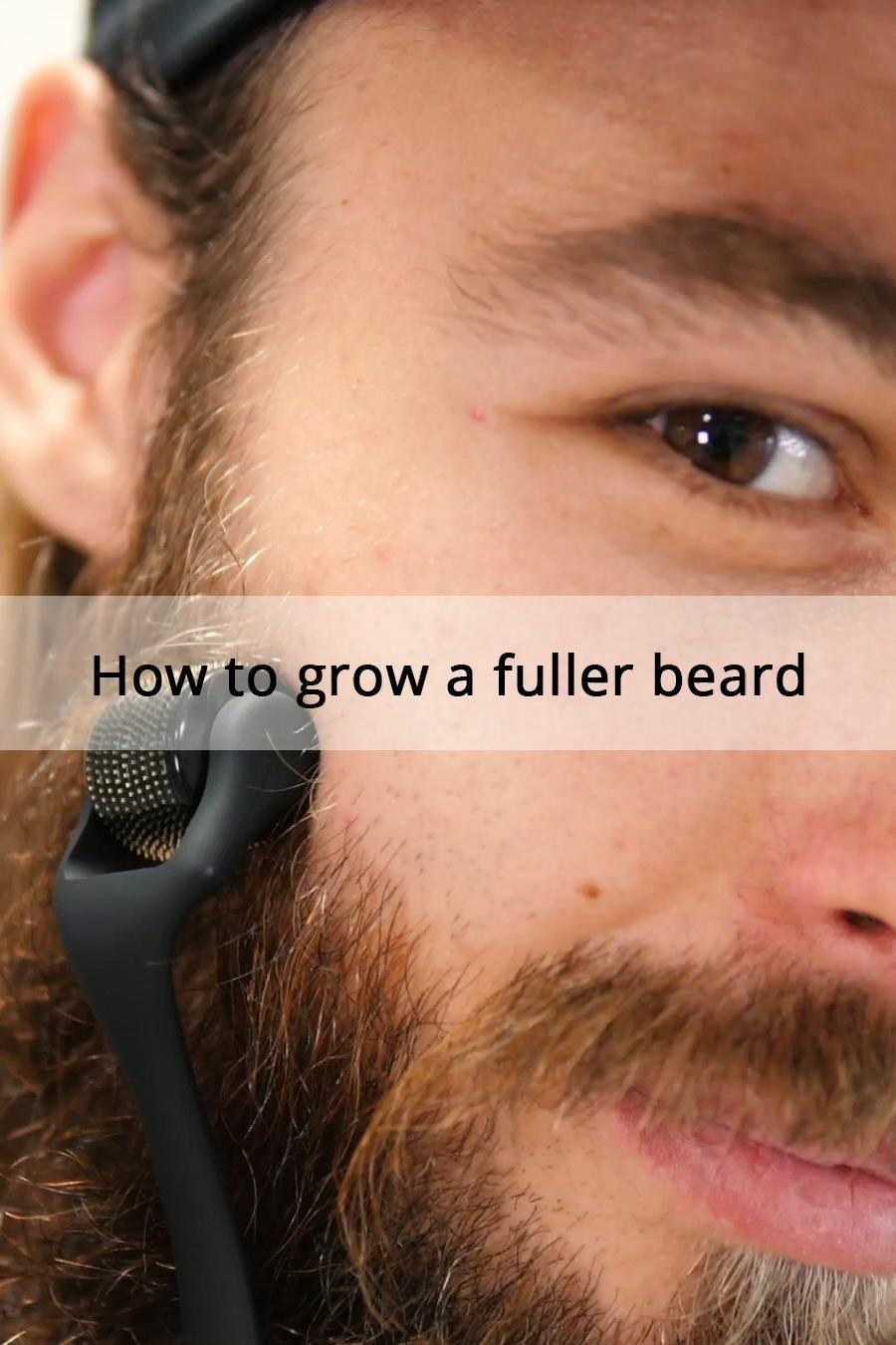 The Beard Growth Kit Copenhagen Grooming Video Video Beard Growth Kit Growing A Full Beard Beard Growth