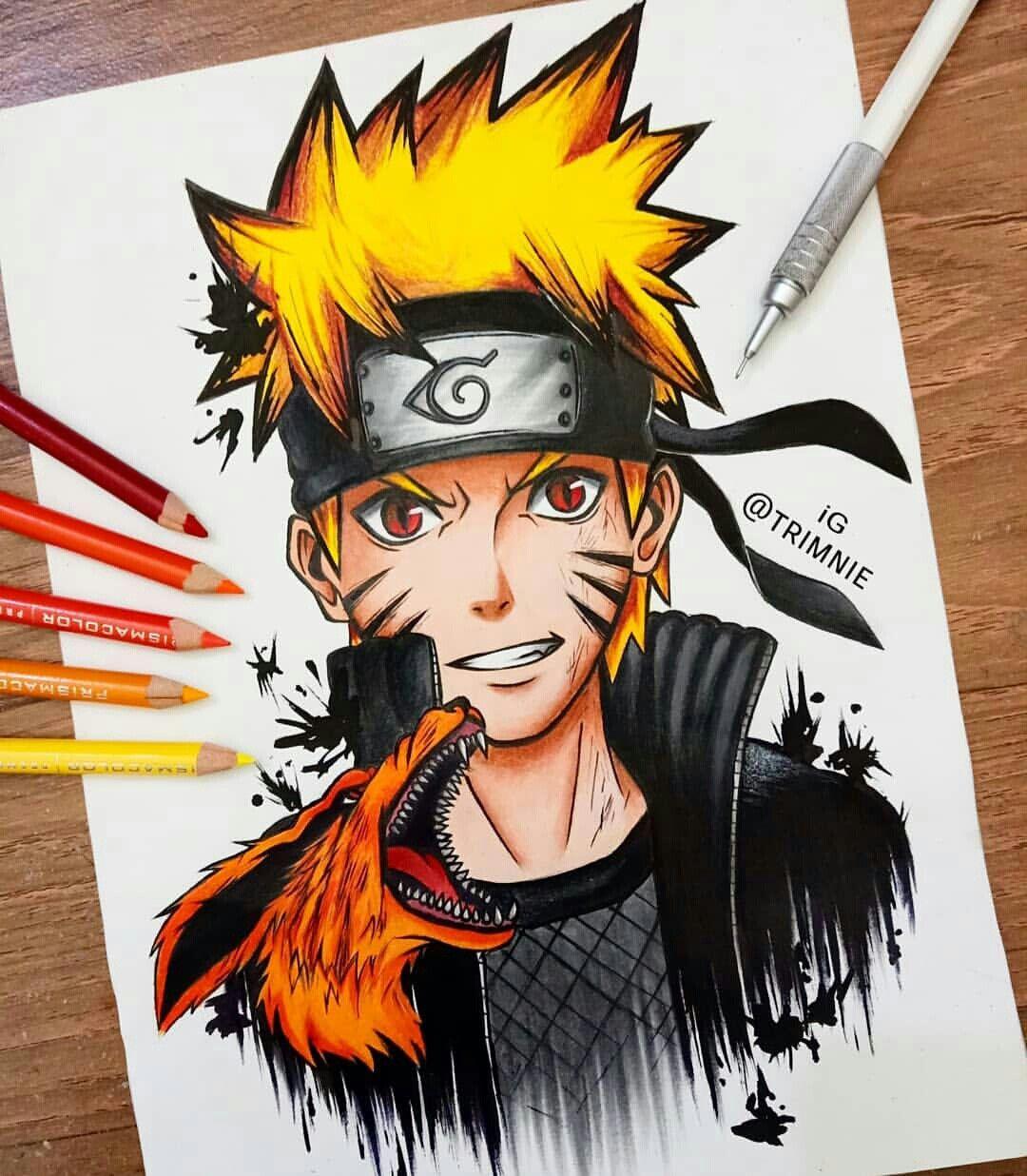 Naruto Jeux Dessin Dessin Naruto Fond D Ecran Dessin
