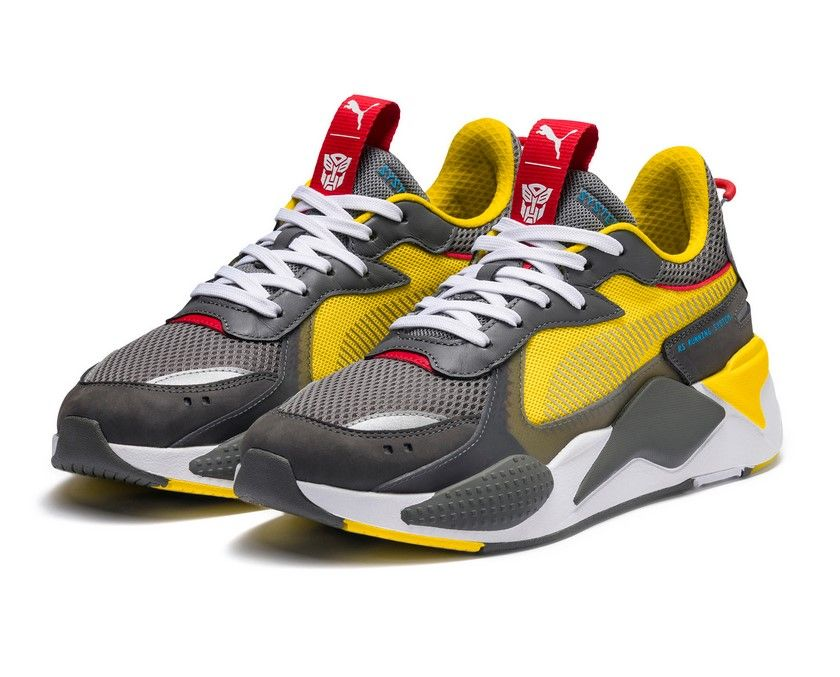 buy popular fd0b4 7c6d1 PUMA Baskets x TRANSFORMERS RS-X Bumblebee pas cher prix Baskets Femme PUMA  110,00 € TTC.  Puma  BasketsPuma  BasketsFemme  SneakersPuma  baskets   sneakers ...